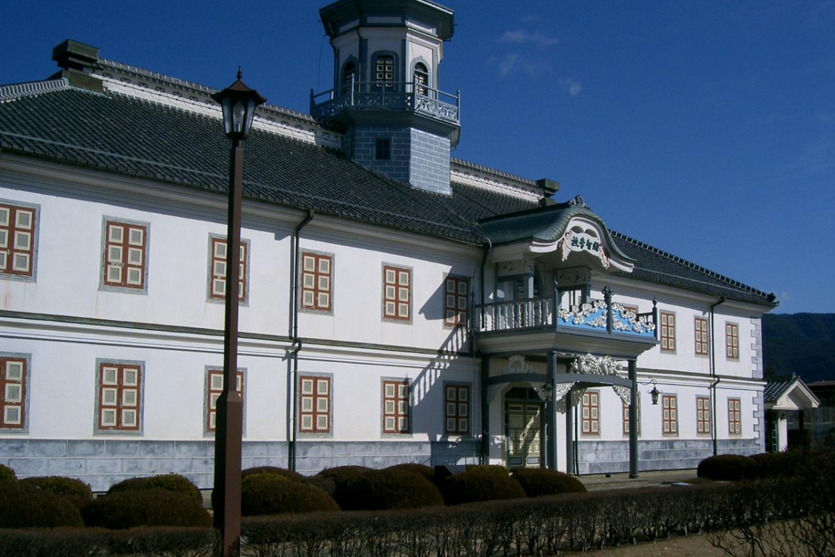 松本城周辺には何がある?旧開智学校、旧司祭館など~北側編その2~