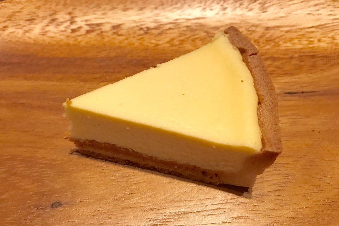 手造りチーズケーキOhkuraのタルト・オ・フロマージュ