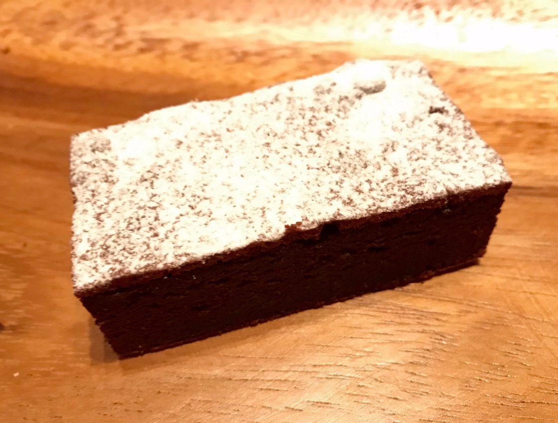 手造りチーズケーキOhkuraのガトーショコラ