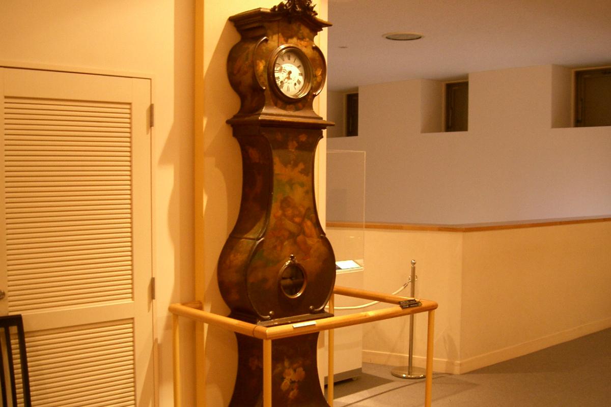 松本市時計博物館