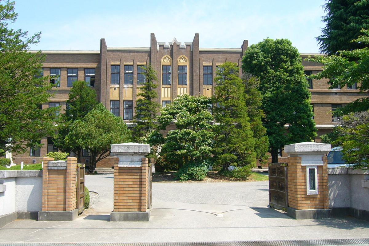 松本深志高等学校
