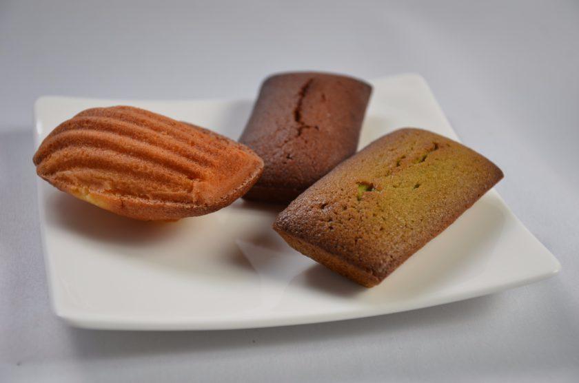 クワトロクオーレの焼き菓子