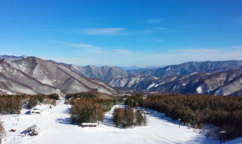 松本,スキー場
