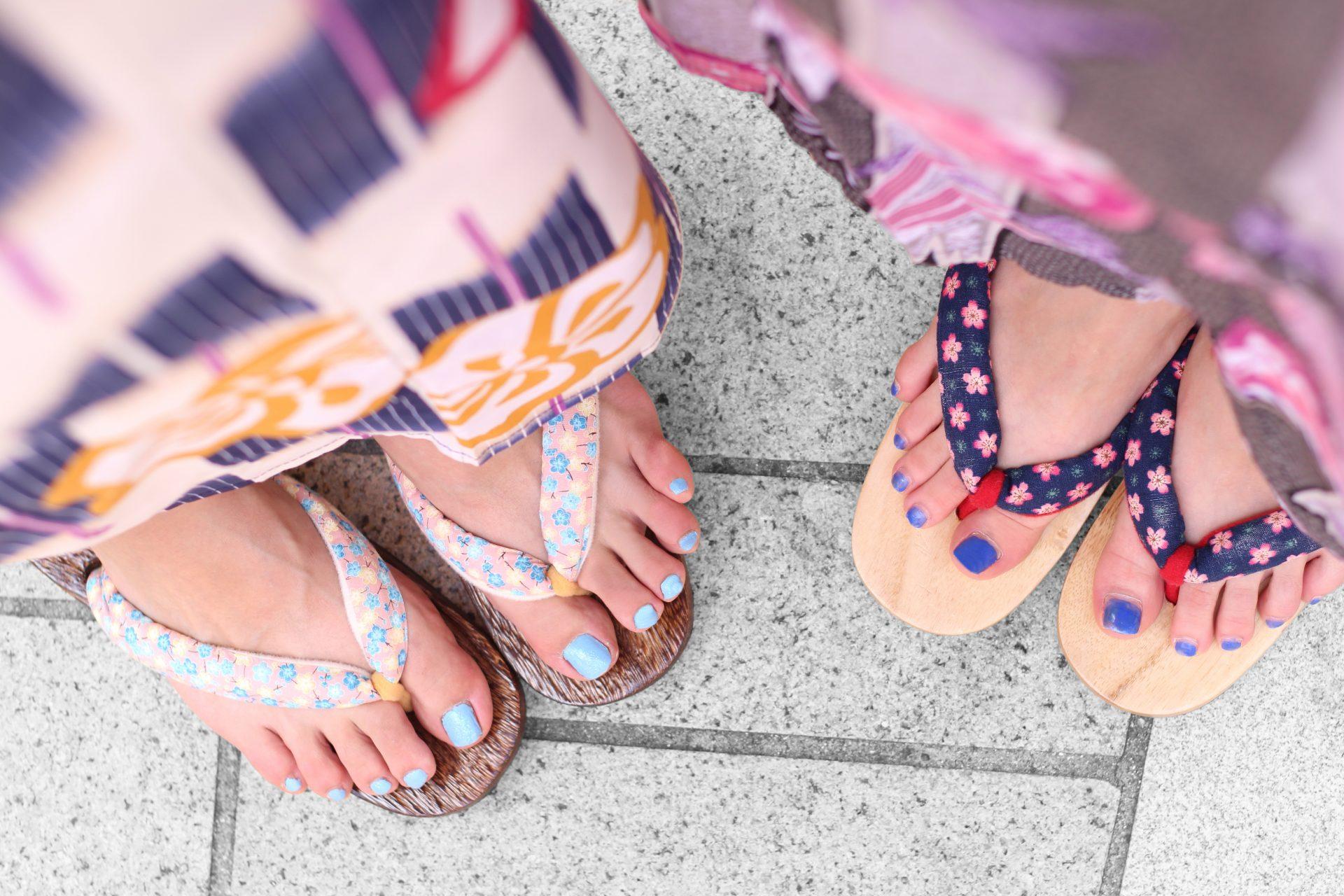 浴衣で松本観光